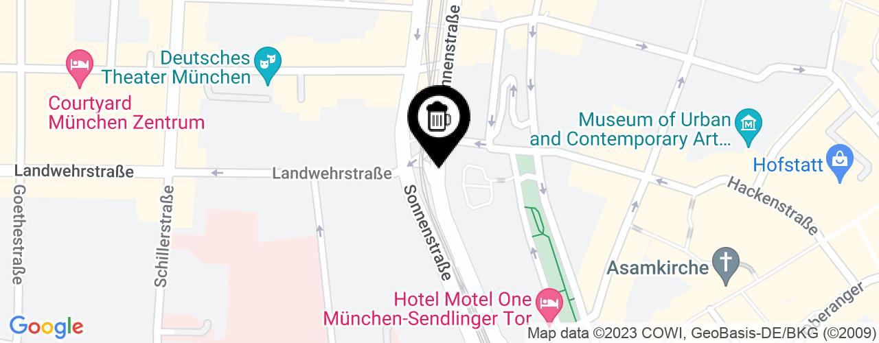 Fußballkneipe München